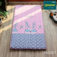 Quantum Kasur Lipat Uk.100 x 195 Rabbit - Busa Lipat Gulung Travel