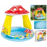Kolam main Anak Kolam Mandi Bayi Mushroom Baby Pool