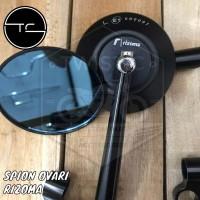 Spion Bulat Rizoma Ovari Motor W175 XSR Benelli ADV Nmax Xmax Lexi PCX