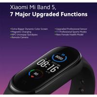 Xiaomi Mi Band 5 Amoled Smartband Multi Languange Miband 5 Black