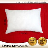 ISI BANTAL TIDUR/KEPALA (50x70cm)