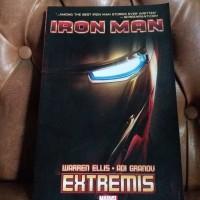 The Invicible Ironman Extremis