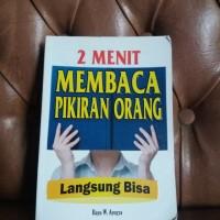 Membaca Pikiran Orang Langsung Bisa