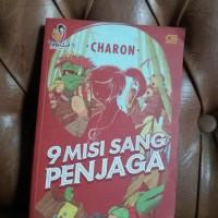 Charon 9 Misi Sang Penjaga