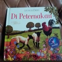 Lift The Flap Book Di Peternakan