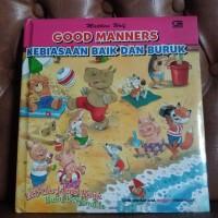 Good Manners Kebiasaan Baik dan Buruk