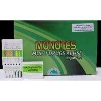 MONOTEST 6 PARAMETER STRIP NAR KOBA DRUGS ABUSE TEST