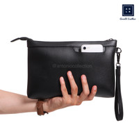 Handbag Pria Wanita / Tas Tangan / Pouch / Clutch Tas Gadget Hand Bag