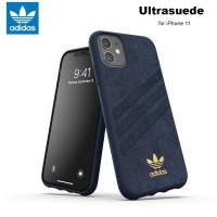 Case iPhone 11 Adidas Originals Moulded Ultrasuede - Navy