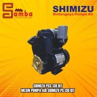 SHIMIZU PSS-130 BIT / MESIN POMPA AIR SHIMIZU PS 130 BIT