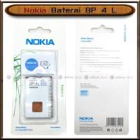 Baterai Nokia E90 N810 E61i BP4L BP-4L BP 4 L Original Batre Batrai HP