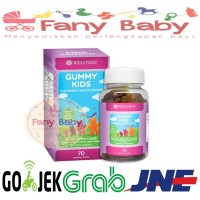 Wellness (70) Gummy Kids Multivitamin