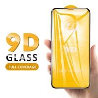 Tempered Glass Warna Full 5D Samsung A6+ 2018 / Kaca Premium Curved