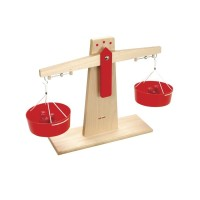 Mainan Anak - Educo - Scales (with Plastic Weights)