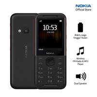Nokia 5310 (2020) - Black/Red