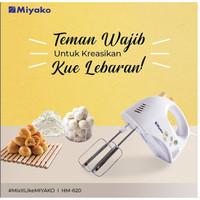 MIYAKO HM620 Hand Mixer / Handmixer HM-620