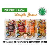 Bionic Farm Keripik Jamur Tiram Organik 50gr