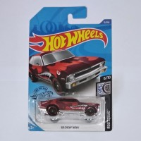 hot wheels 68 chevy nova