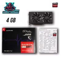 SAPPHIRE PULSE RX-580 ( 4GB/8GB DDR5 256 BIT ) VGA Card