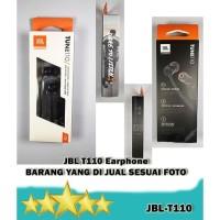 JBL T110 Earphone NON IMS
