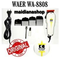 Alat Cukur Rambut Waer WA - 8808 Hair Clipper Professional