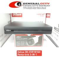 Dvr 16 Channel Dahua Cooper Series Pentabrid XVR1B16H Original