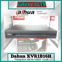DVR Dahua 16 Channel Cooper Pentabrid XVR1B16 Original Garansi 2THN