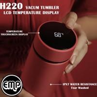 CUSTOM TUMBLER BOTOL TERMOS H220 LED SUHU MURAH SOVENIR/PROMO GRAFIR