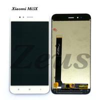 LCD TOUCHSCREEN FOR XIAOMI MI5X - MI 5X - MIA1 - MI A1 LCD TS FULLSET - Putih