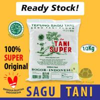 Tepung Sagu Tani SUPER 1/2Kg 500Gr