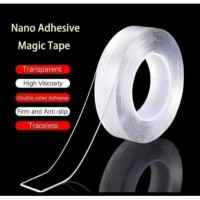 Nano Magic Tape Double Tape Serbaguna Ivy Grip Tape