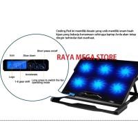 Cooling Pad Laptop Fan Pendingin Notebook Stand Tatakan Meja Cooler