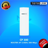 TOTOLINK ACCESS POINT CP300 2.4GHz 300Mbps