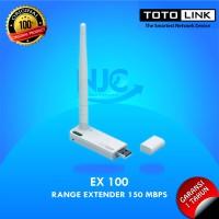 TOTOLINK EX100 - USB WIFI RANGE EXTENDER 150MBPS