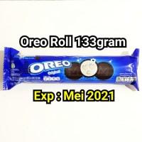 Oreo Roll 137gr / Oreo Roll Vanila / Oreo roll 137gram / Oreo Vanilla