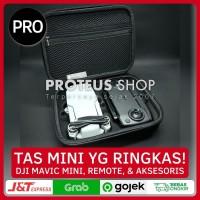 Tas DJI Mavic Mini Bag Storage Carrying Case Remote Control Drone