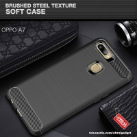 Soft Case Oppo A5s A7 Softcase Silicon Silikon Casing Cover Jelly Gel