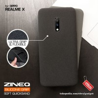 Silicon Soft Case Oppo K3 Realme X Softcase Silikon Casing Cover Jelly