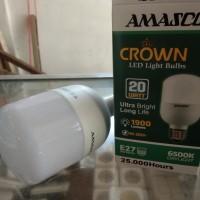 Lampu LED Amasco 20 watt
