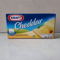 Keju Kraft Cheddar 165g