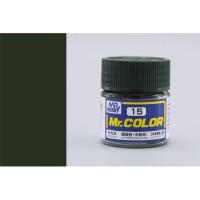 Mr Color C 15 IJN Green Nakajima - Model Kit Gundam Tool