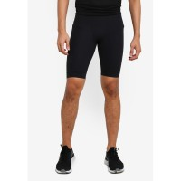 (100% ORIGINAL) Nike Men's Nike Yoga Dri-FIT Shorts Black Celana Pria