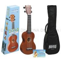 Ukulele Soprano + Bag MAHALO MR1-TBR-PACK - ORIGINAL