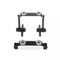 body post magnet mody mount hitam RC Drift Mobil Remote Control