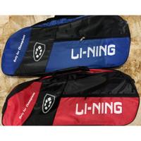 Tas Badminton Lining 2 Resleting