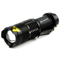SENTER Waterproof Senter LED POCKETMAN P1 Senter 2000 Lumens LED Flash