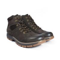 Jim Joker Salt 1BA - Sepatu Boot Kulit Asli - Original