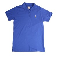 Kaos Polo Wanita Hush Puppies - Asta In Blue