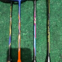 Raket Badminton Li-Ning WindStoam 72 74 75 76 78 Grade Original Impot