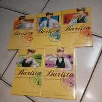 Bursa komik 2nd Barista